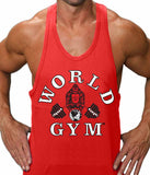 World Gym Tank Top
