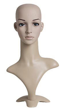 Mannequin Head Rental