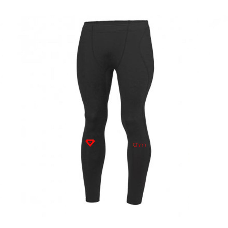 THM: Mens Leggings - Vantablack
