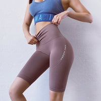 Women's Sports Pants Seamless Leggings Women Fitness Tummy Control Pants Sports Leggings Gym High Waist Skinny Leggings