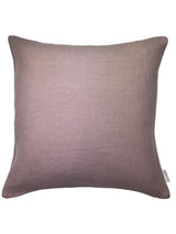 Sierra Fig Linen Cushion