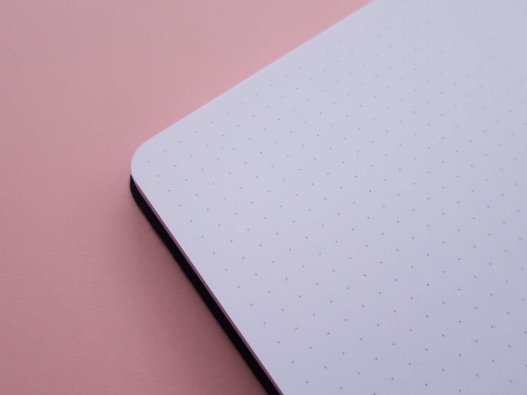 Dot Grid Journal - Lucky Rabbit