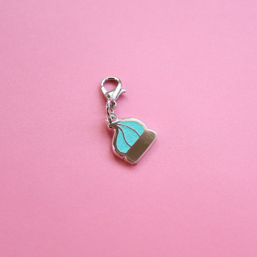 Glitter Iced Gem Bullet Journal Charm