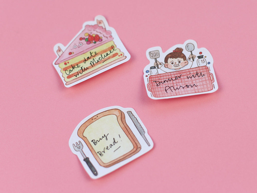 Picnic Sticky Notes