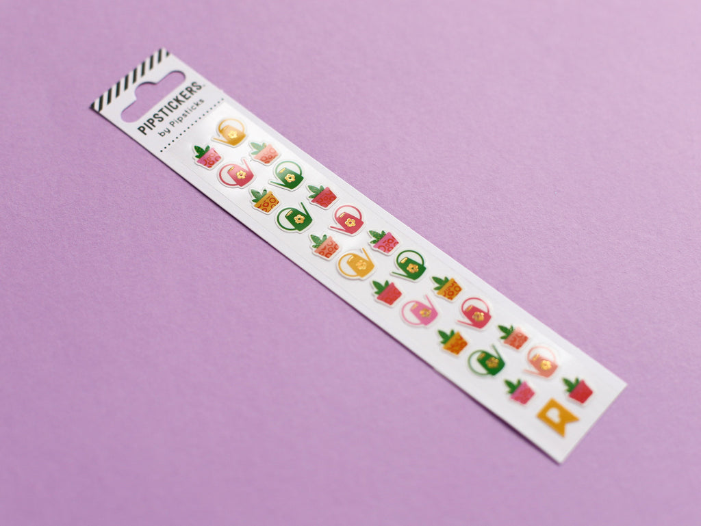 Mini Garden Journal Stickers