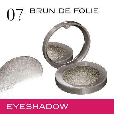 Bourjois Paris - Little Round Pot - 07 Brun De Folie