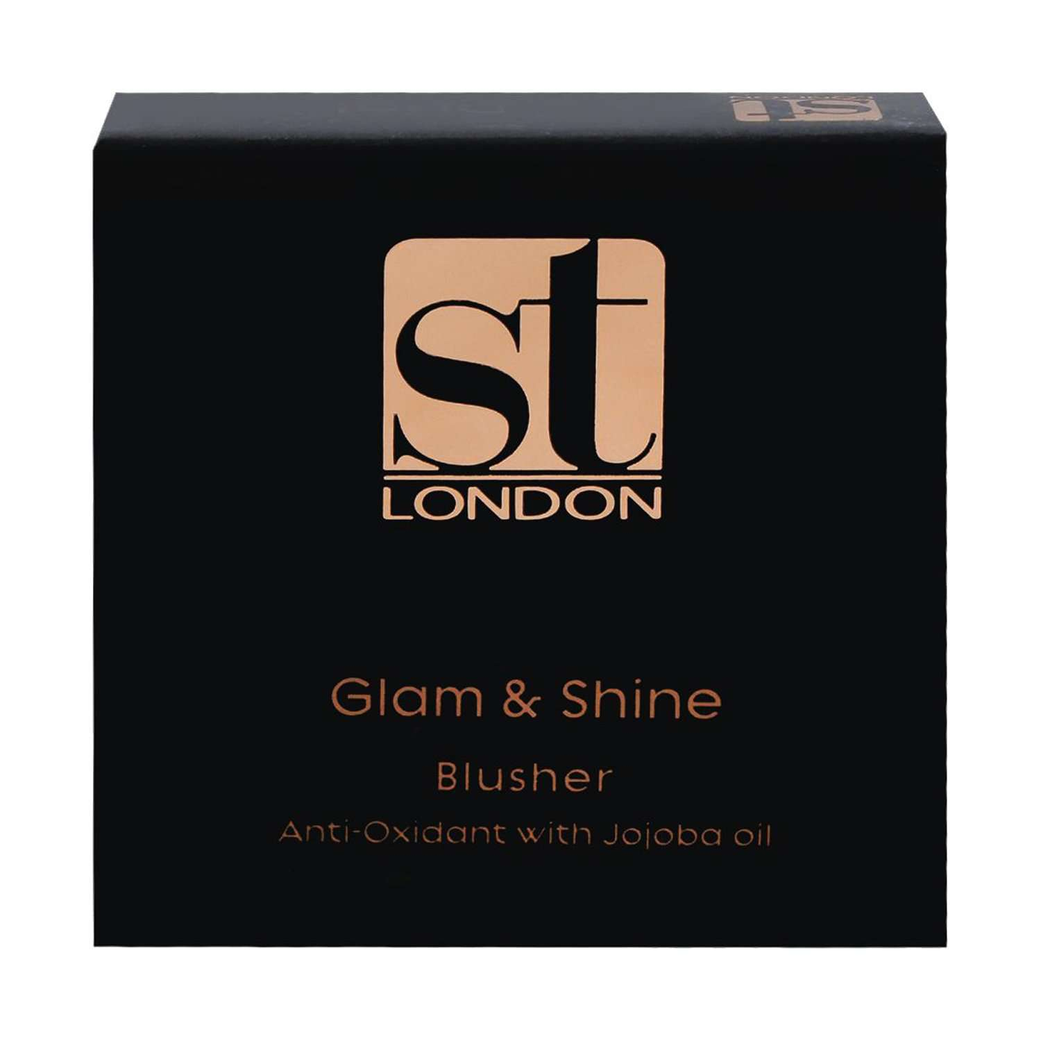 Glam & Shine Blusher - Satin Peach