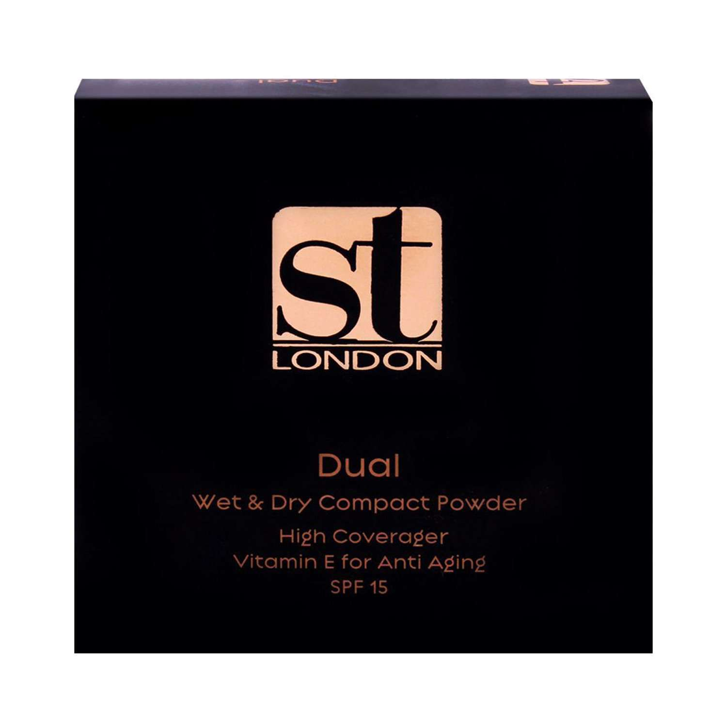 Dual Wet & Dry Compact Powder - BE 3