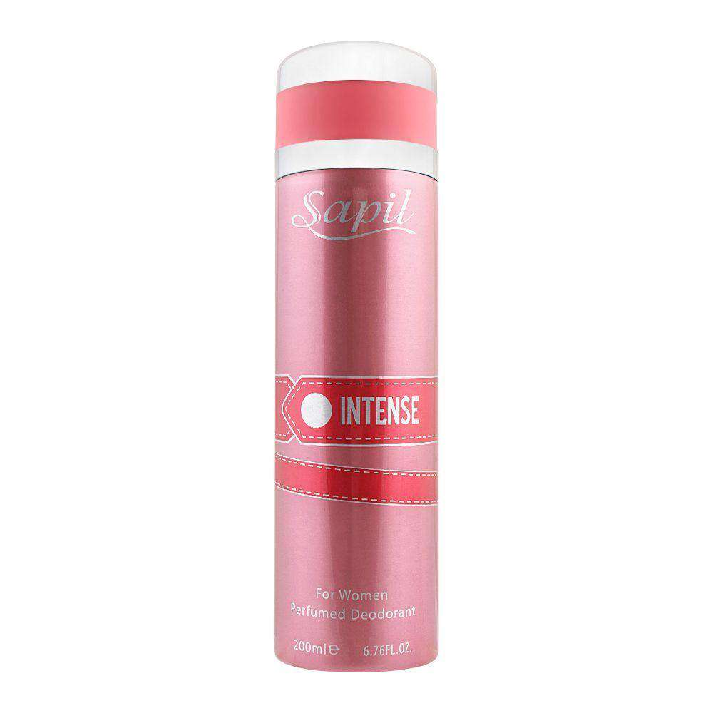 Sapil Intense Perfumed Deodorant for Women, 200ml