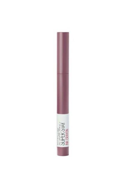 Maybelline Superstay Ink Crayon Lipstick - 25 Stay Exceptional