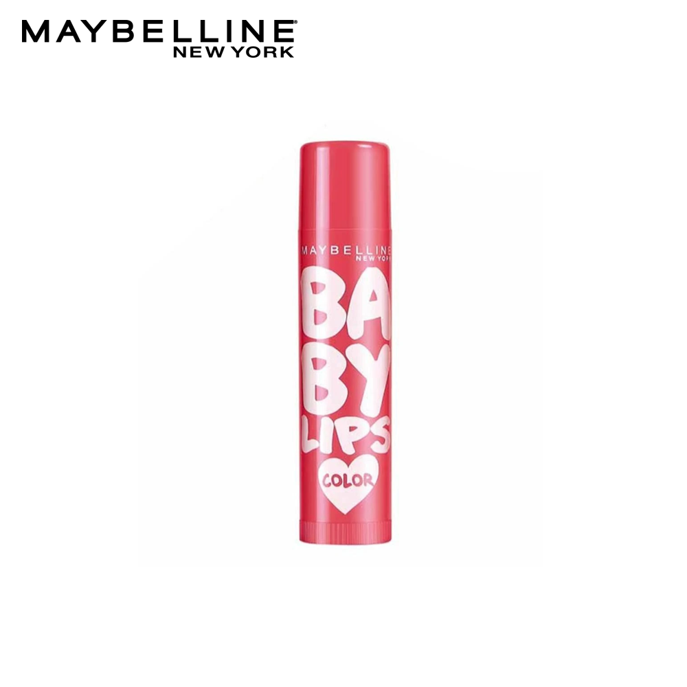 Maybelline Baby Lips Loves Color Lip Balm - Rose Addict
