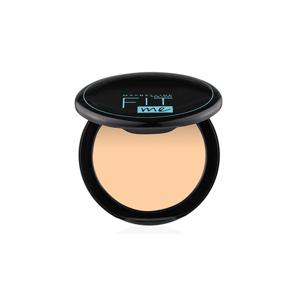 Maybelline New York Fit Me Compact Powder 118 Light Beige 6gm