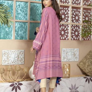 Ladies Un-Stitch Sahar Pashmina Kurti Collection SK-7009-B