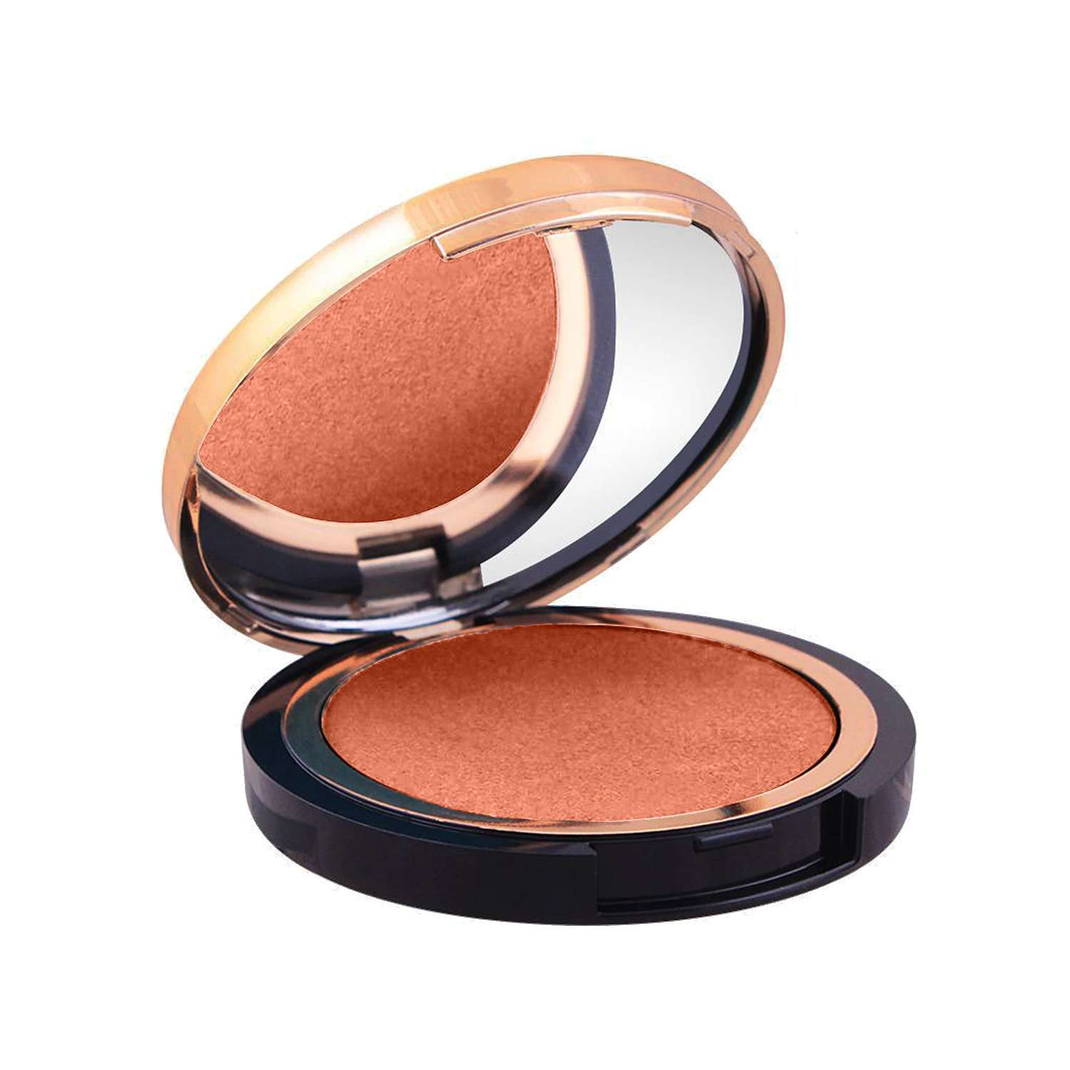 3D Lights Frosted Cream Eye Shadow - Copper Rose
