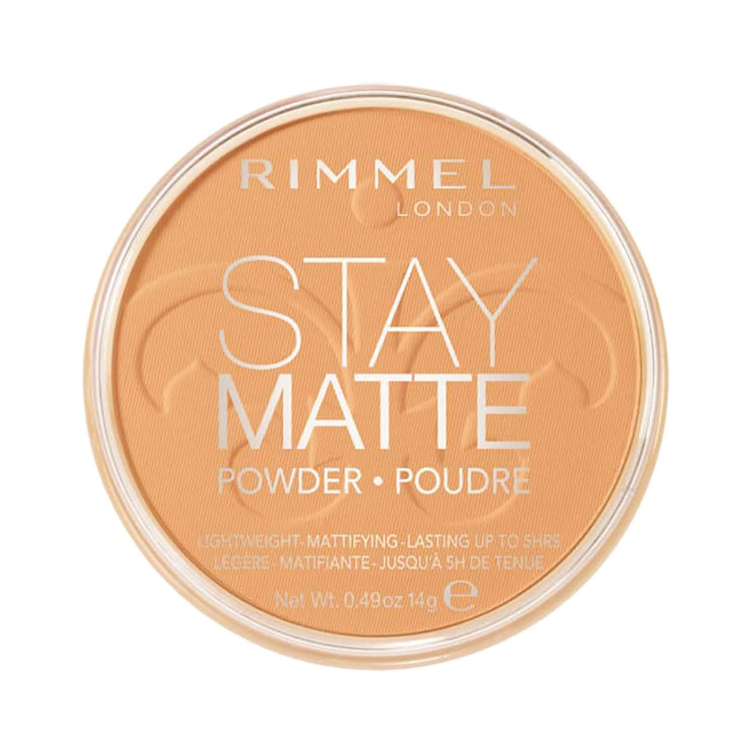 Rimmel - Stay Matte Pressed Powder - 040 Honey