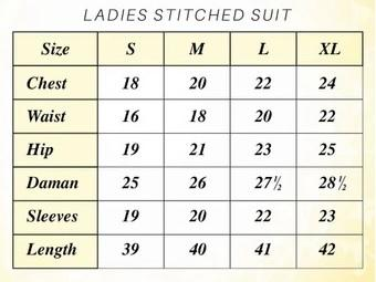 Ladies 3 Piece Stitch Viscose Suit US376