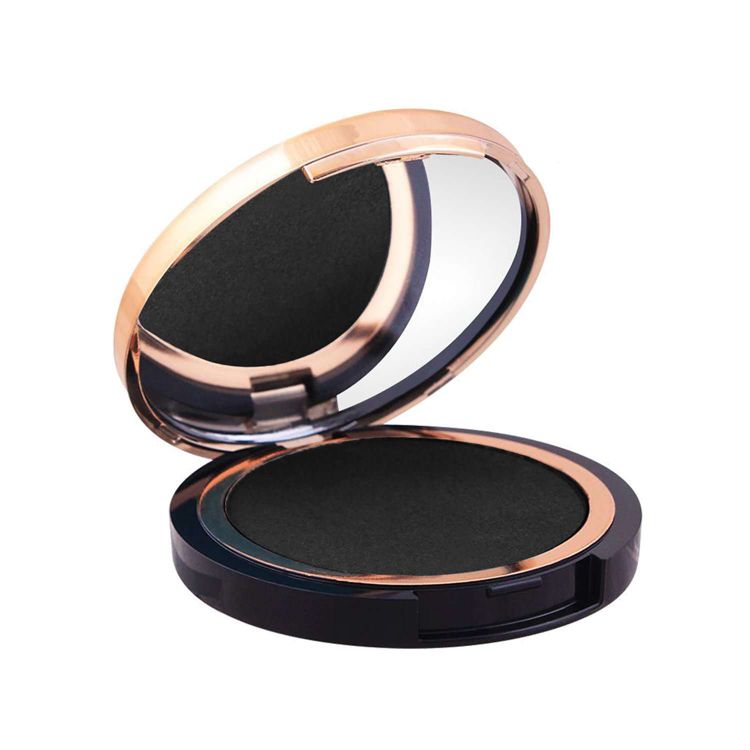 3D Lights Frosted Cream Eye Shadow - Carbon Matte