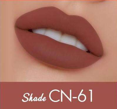 Christine - MATT YOUR POUT - Lip Gloss Shade CN 61
