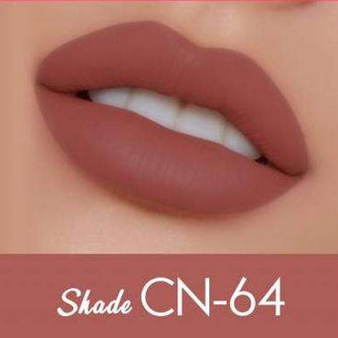 Christine - MATT YOUR POUT - Lip Gloss Shade CN 64