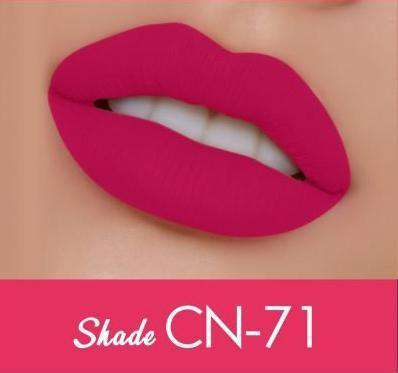 Christine - MATT YOUR POUT - Lip Gloss Shade CN 71