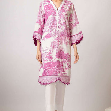 Ladies Un-Stitch Spring Summer Vol-1 2021 SS-38-21-Pink