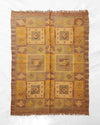 Indian Kilim Rug in Antique