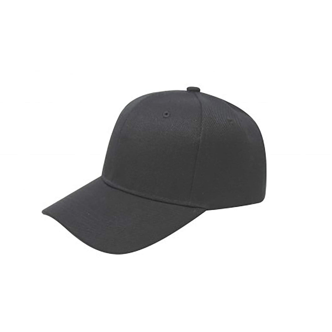 Balec Plain Baseball Cap Hat Adjustable Back