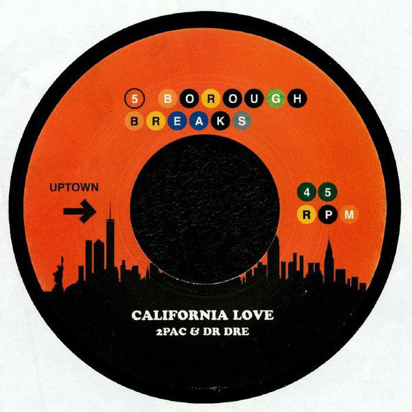 California Love / West Coast Pop Lock