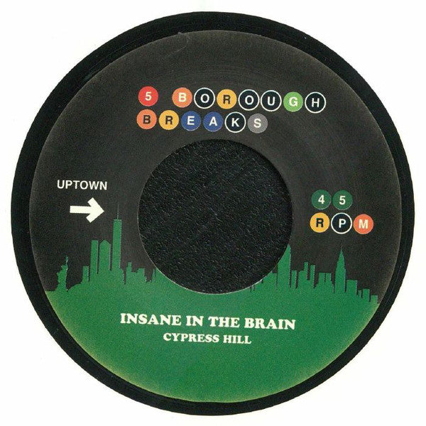 Insane In The Brain / Get Out My Life Woman