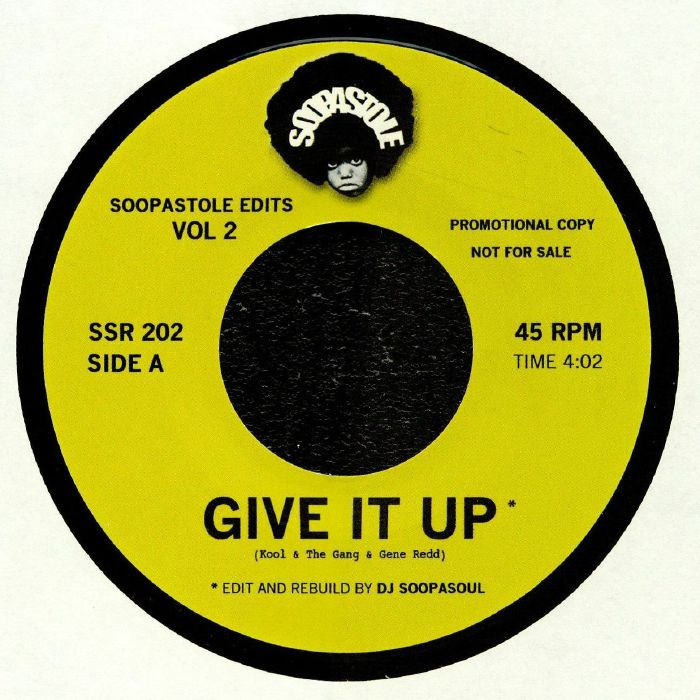 Give It Up / Rock Steady