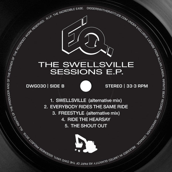 The Swellsville Sessions EP