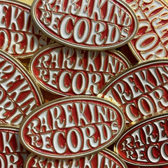 Rarekind Enamel Badge