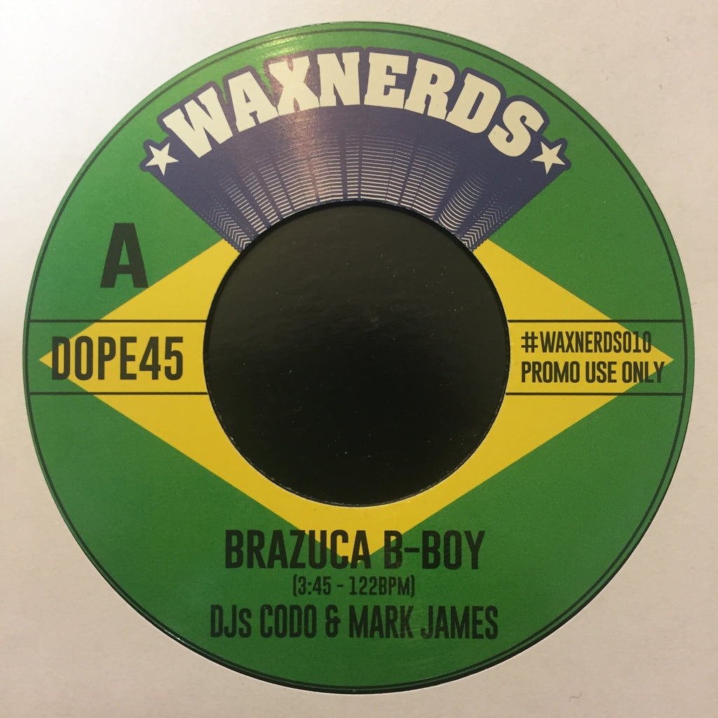 Brazuca B-Boy / Sept 19th