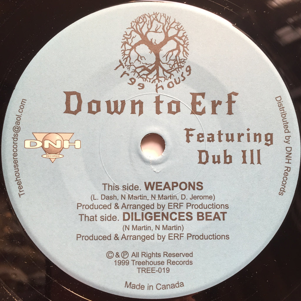 Weapons / Diligences Beat
