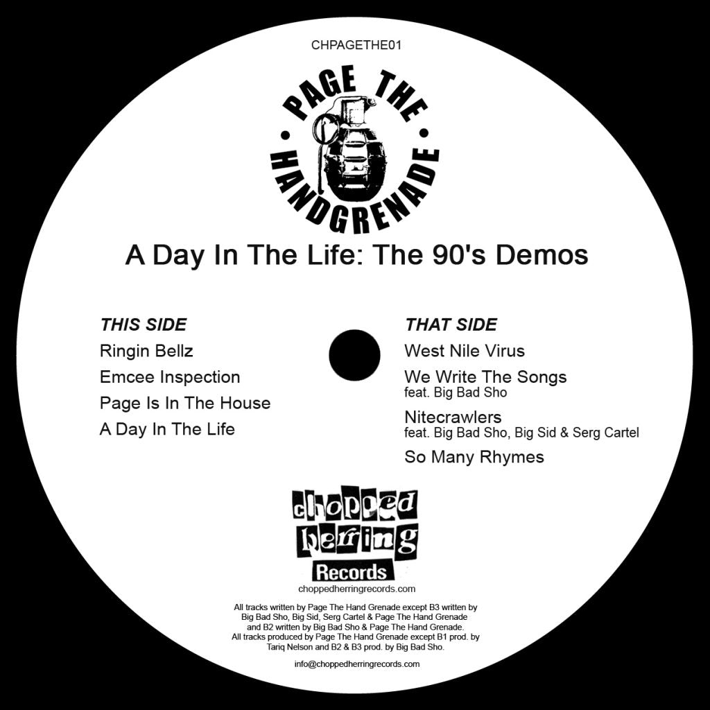 A Day In The Life: The 90's Demos