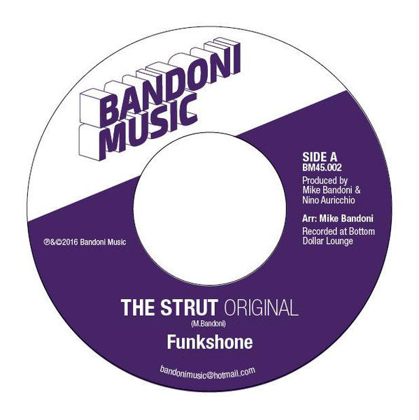 The Strut / Spiritual Interlude II