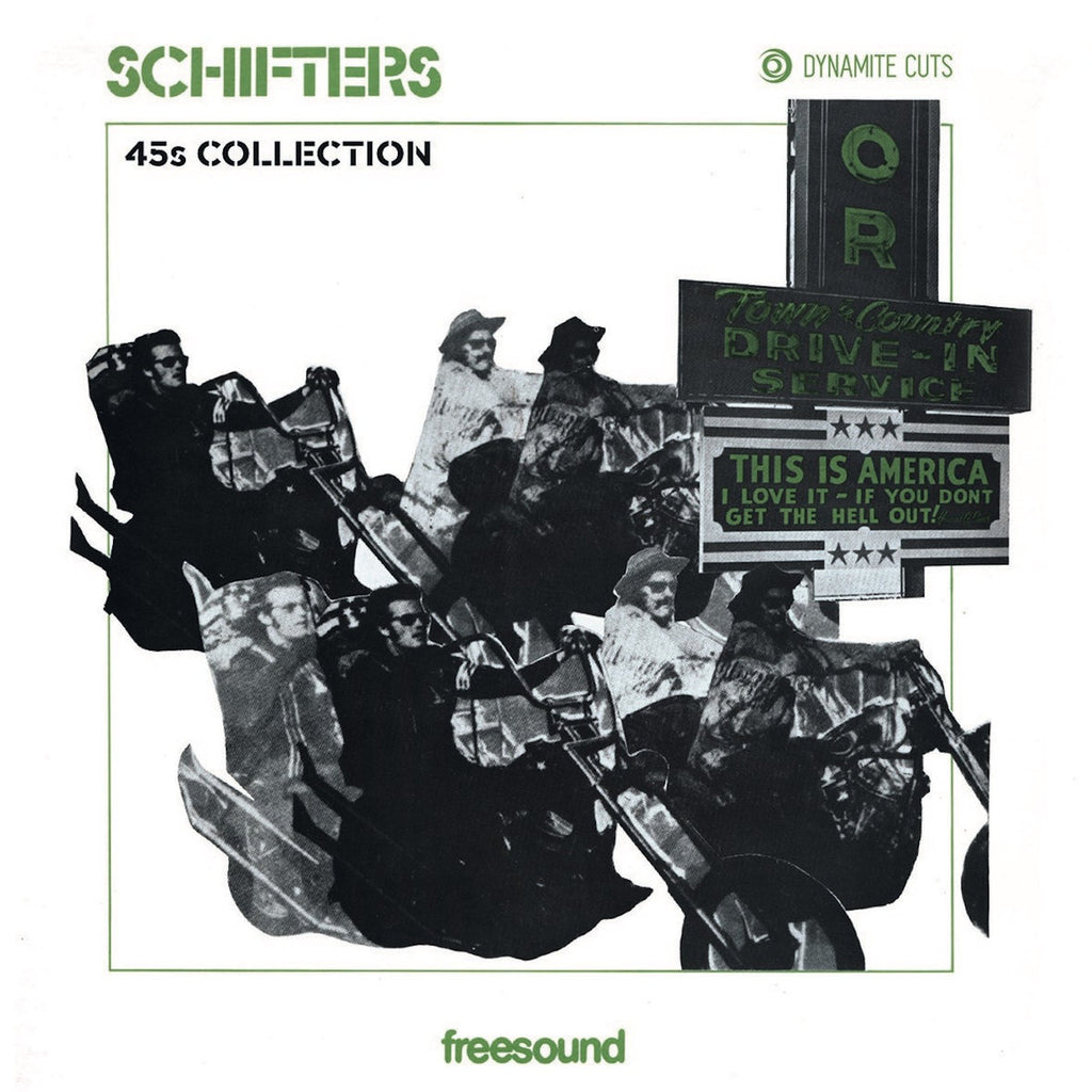 Schifters 45s Collection