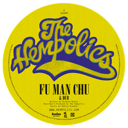 Fu Man Chu / Wild Is The Wind