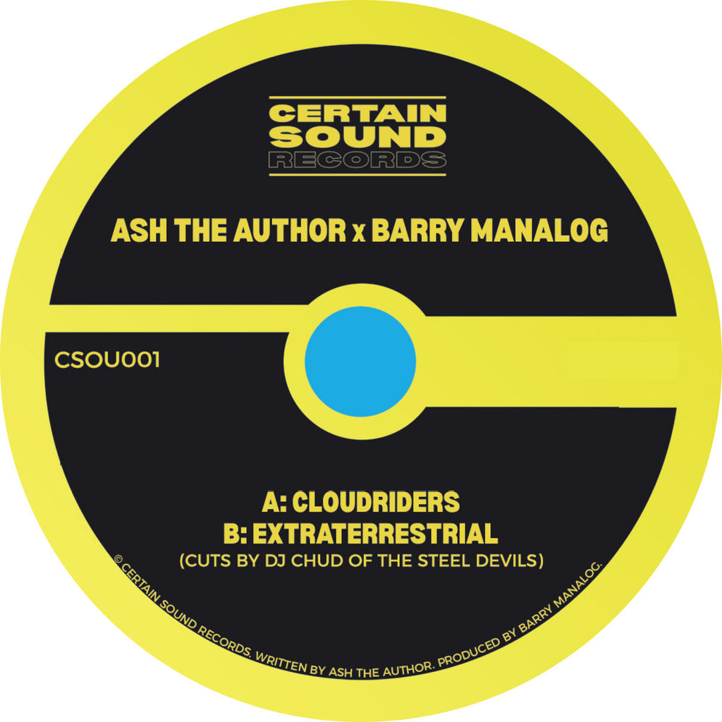 Cloudriders / Extraterrestrial