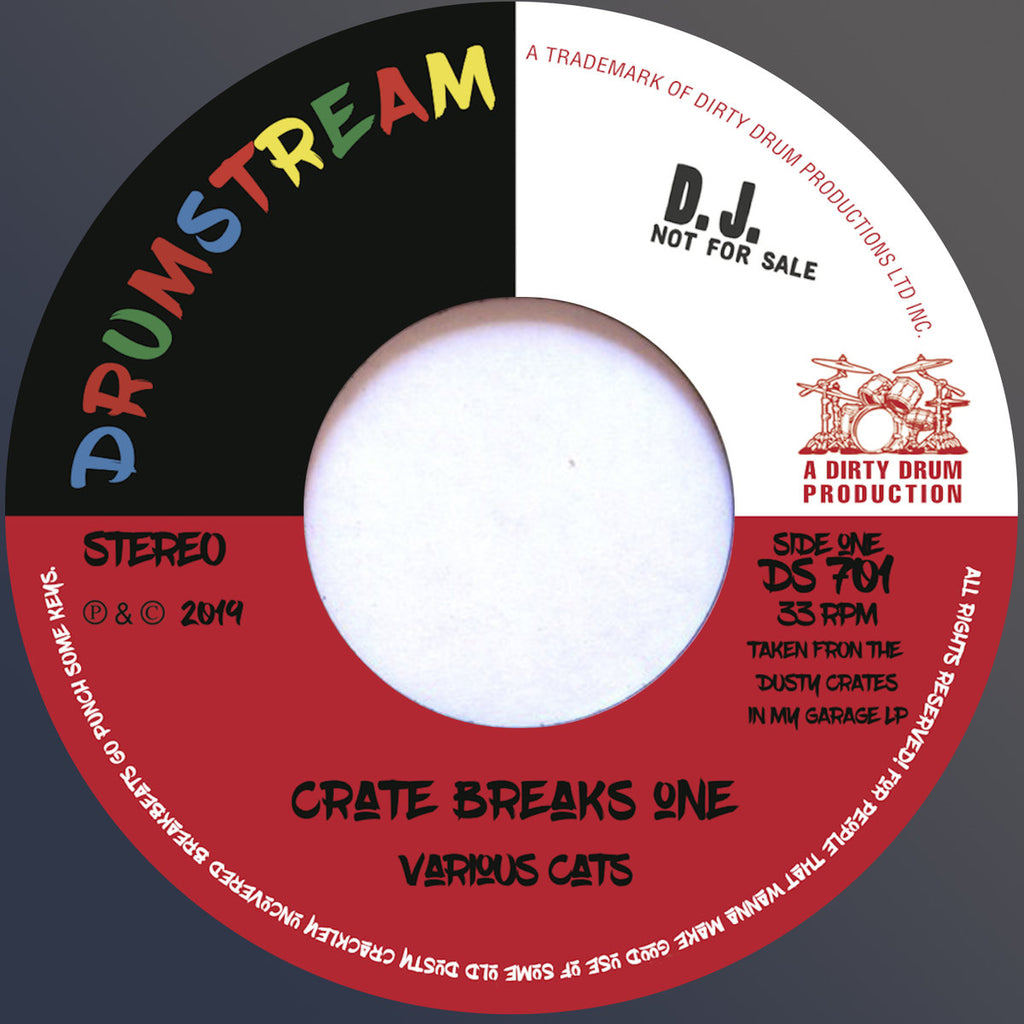 Crate Breaks 1