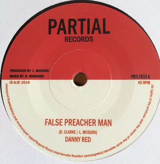 False Preacher Man / Blind Shepherd Version