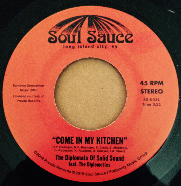 Come In My Kitchen / Wicked One Hop