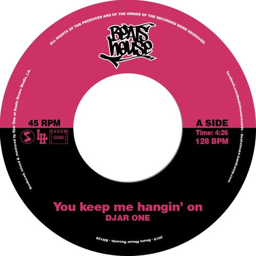 You Keep Me Hangin' On / I Can Feel Your Love