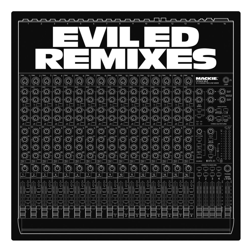Evil Ed Remixes