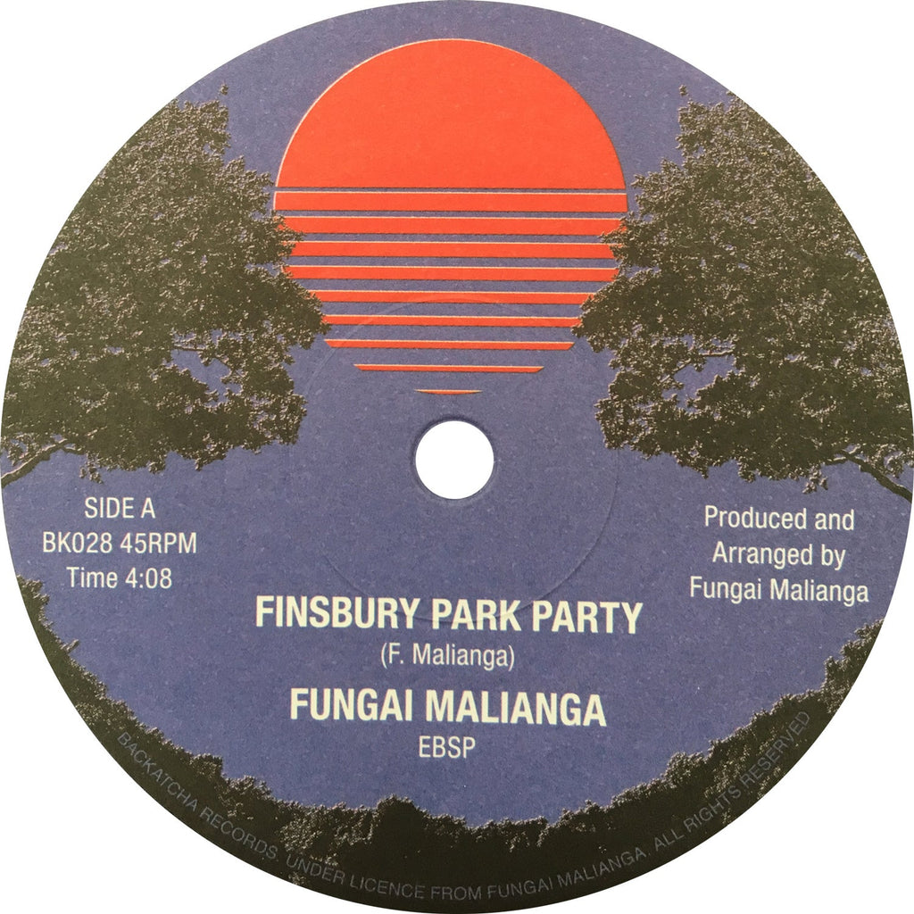 Finsbury Park Party / Things We Say Today