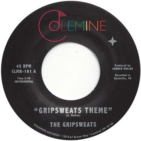 Gripsweats Theme / Intermission