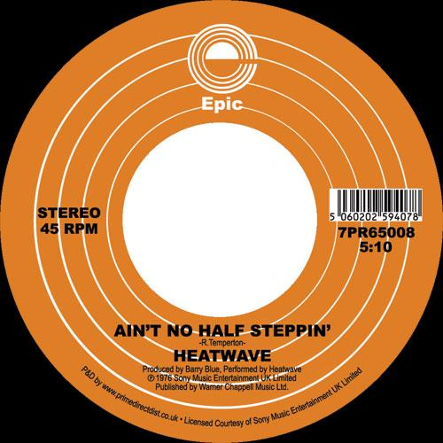 Ain't No Half Steppin' / The Star of a Story