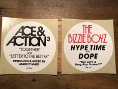 Hype Stickers Pack 1