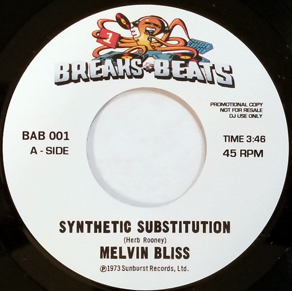Synthetic Substitution / I Just Can't Help Myself
