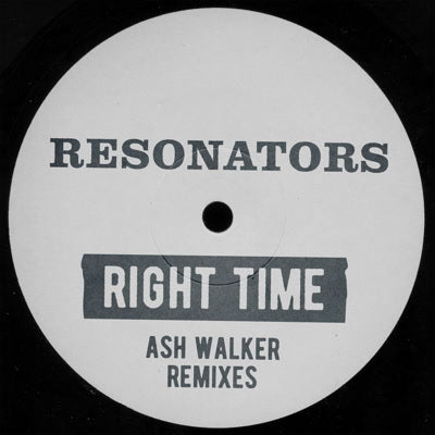Right Time (Ash Walker Remixes)